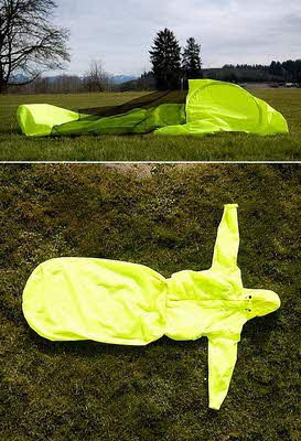 11 More Cool and Creative Sleeping Bags (14)  11