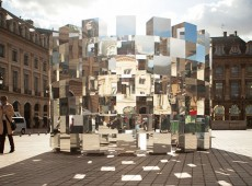 Ring Mirror Installation by Arnaud Lapierre 1