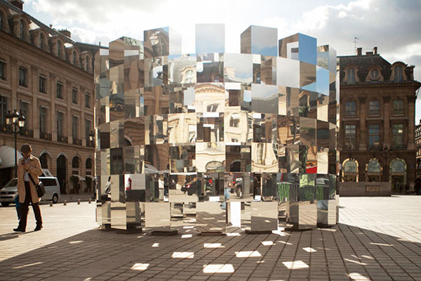 Ring-Mirror-Installation-by-Arnaud-Lapierre-1