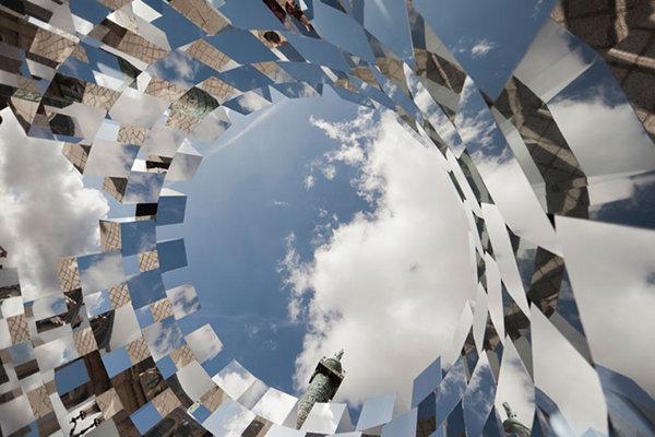 Ring-Mirror-Installation-by-Arnaud-Lapierre-2