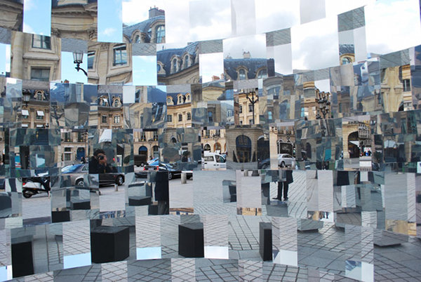 Ring-Mirror-Installation-by-Arnaud-Lapierre-7