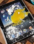 Kitchen iPad