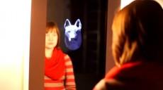 3D Mirror Animal Mask photo