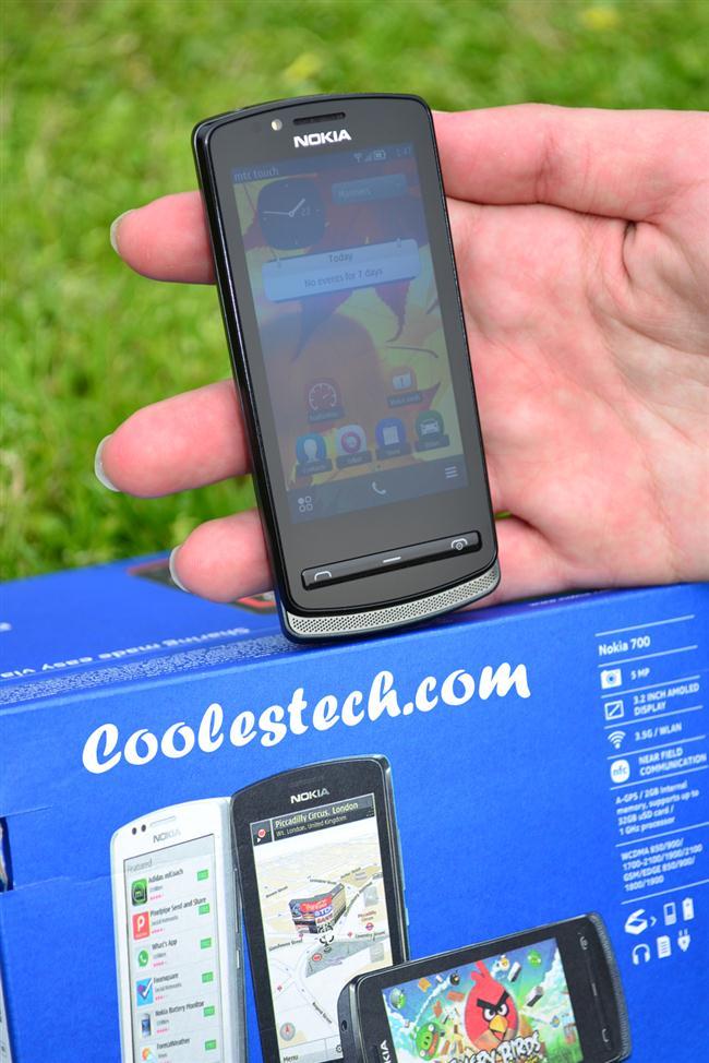Coolest Tech » Nokia 700, World's Smallest Smartphone, & a