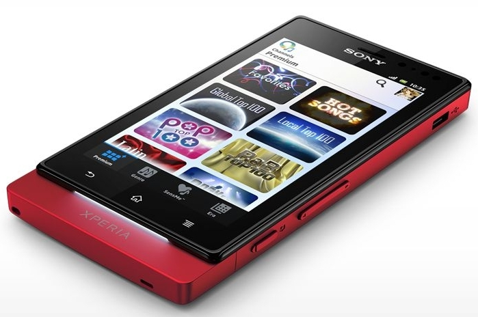 sony xperia sola original Sony launches hands free web browsing smartphone!