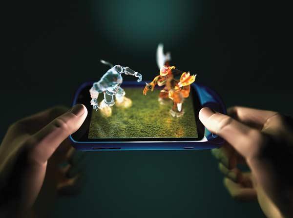 Coolest Tech » Are 3D Phones a Fad?