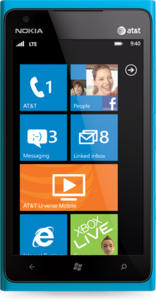 Nokia Lumia 900 cyan front Nokia is Back, Let the Lumia Revolution Begin!