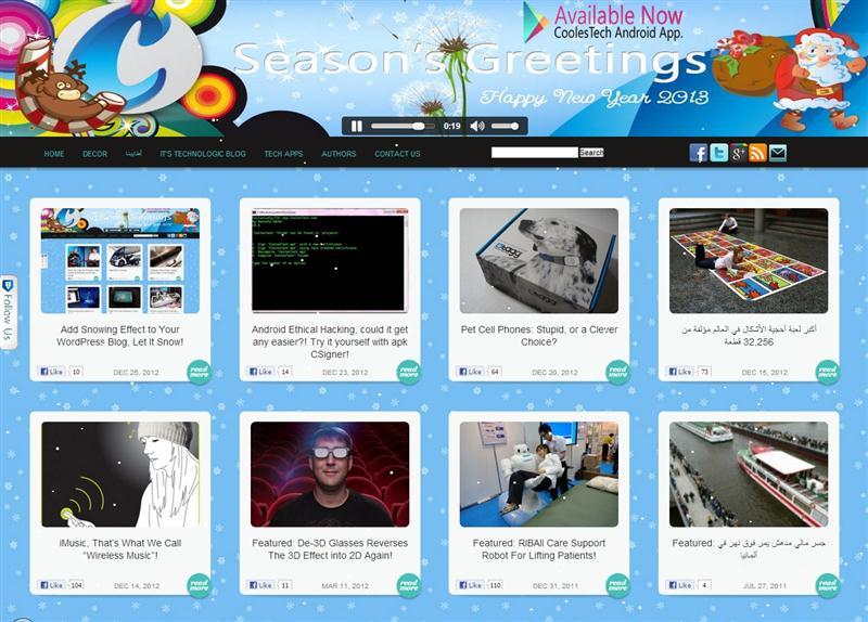 CoolesTech 2013