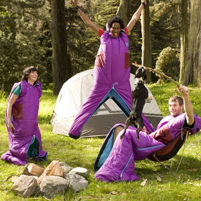 61 Most Creative Sleeping Bags