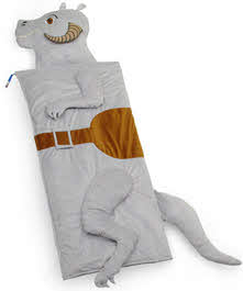 bb2e tauntaun sleeping bag full embed1 Most Creative Sleeping Bags