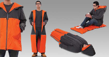 Inflatable Sleeping Bag