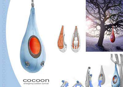 11 More Cool and Creative Sleeping Bags (14) 5